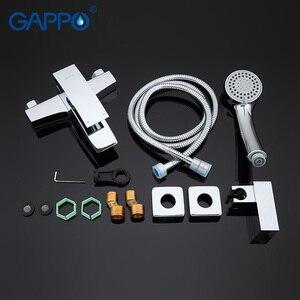 Image 5 - GAPPO Rain Shower ก๊อกน้ำห้องน้ำติดผนังห้องน้ำก๊อกน้ำอาบน้ำชุดฝักบัวน้ำผสม