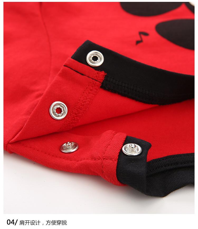 HTB1lCD1KPTpK1RjSZKPq6y3UpXan - Disney children's clothes boys T-shIrt dress knitted Short-sleeve tshirt 2019 Summer Mickey fashion pure cotton camiseta t shirt