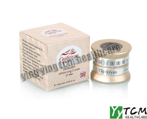 Taiwan Gui fei yan blanqueamiento crema de la peca eliminación crema para la cara cuidado de la piel original ~ ~ ~ ~