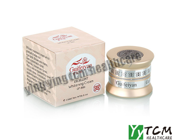 Taiwan Gui fei yan whitening cream removal freckle face cream skin care original~~~~ купить
