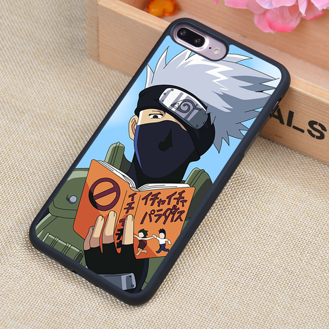 Kakashi Hatake Cool Phone Case For iPhone