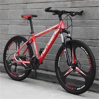 Взрослый горный велосипед три ножа горный велосипед езда город Спорт и отдых внедорожный свет гонки