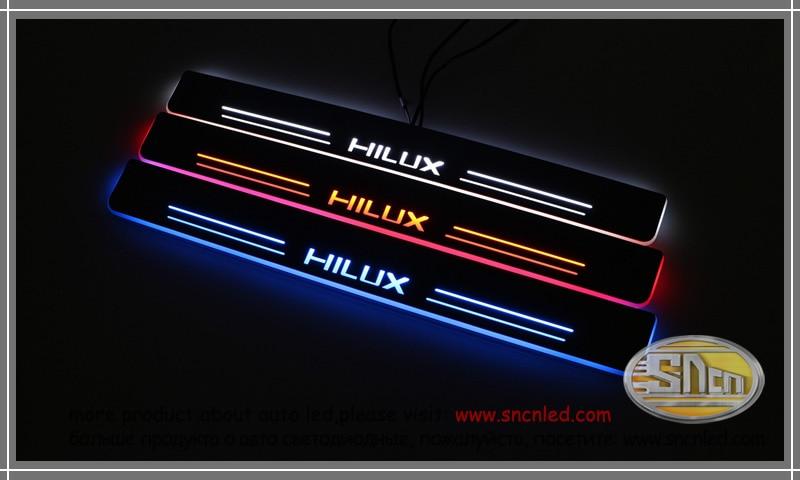 Pedal Hilux -9
