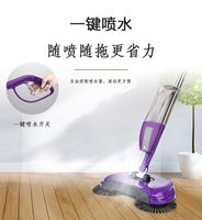 Everyfit Stainless Steel Hand Push Sweepers Sweeping Machine Magic Broom Dustpan Household Cleaning Tools