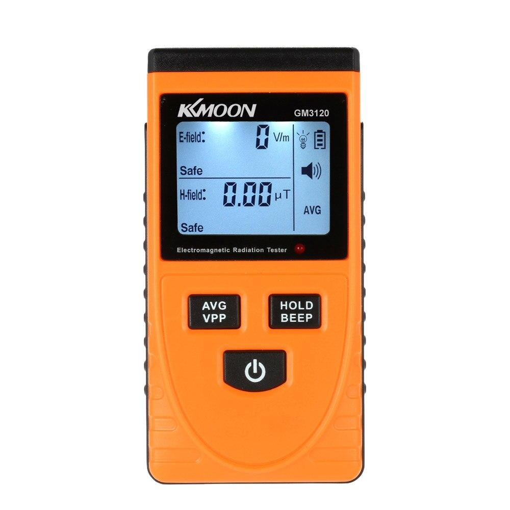 DyNamic Smart Sensor AS1392 Handheld Digital LCD Mini Radiation Dosimeter EMF Tester Electromagnetic Field Radiation Detector