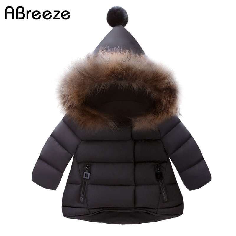 2017 New winter girls clothing fashion england style kids down & parkas for girls chickening black and white coats girls new england textiles in the nineteenth century – profits