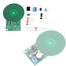 DIY Kit Metal Detector Kit Electronic Kit DC 3V-5V 60mm Non-contact Sensor Board Module DIY Electronic Part Metal Detector