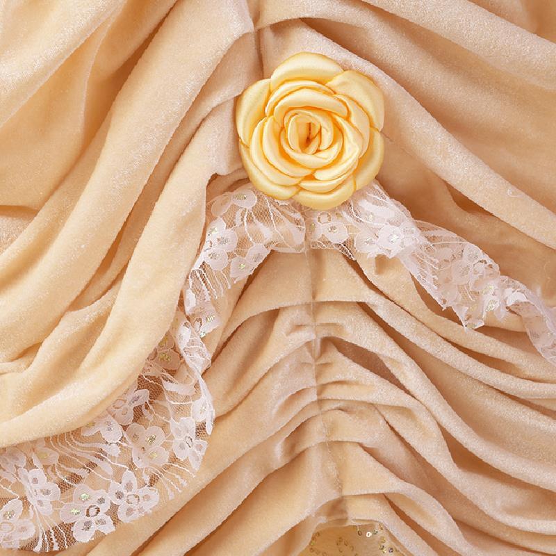 մեծահասակ արքայադուստր բել - Կարնավալային հագուստները - Լուսանկար 6