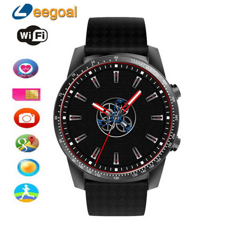 Kw99 Mtk6580 Bluetooth Smartwatch Heart Rate Wristband Smart Watch Phone 3g Wifi Gps Watch Men Android Sim Watch Phone 8gb Rom i3 android 5 1 smart watch for android phone sync sms pedometer heart rate monitor wifi gps smartwatch silicone sport wristband