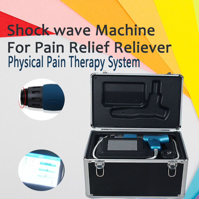 Extracorporeal Shock Wave Therapy Pneumatic Shockwave Therapy For Shoulder Pain Treatment Health Care Beauty Machine