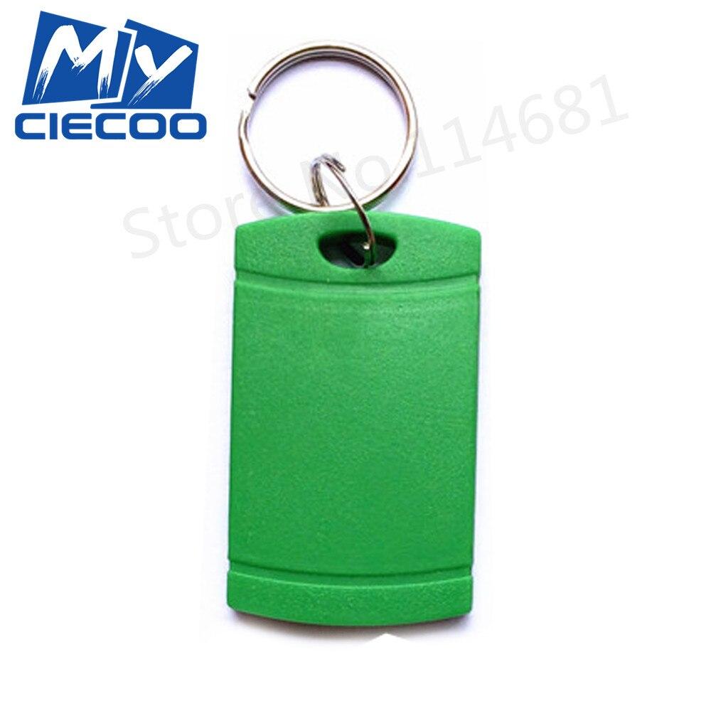 Free shipping 5PCS t5577 key tags Rewritable RFID 125KHz T5577  Keyfobs Keychain Key Token Tags For Access Control 5pcs fura keychain