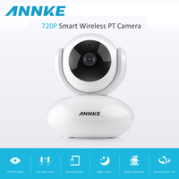 ANNKE Mini HD 720P Smart Wireless PT Security Camera 1 0MP Indoor IP Camera WiFi Baby