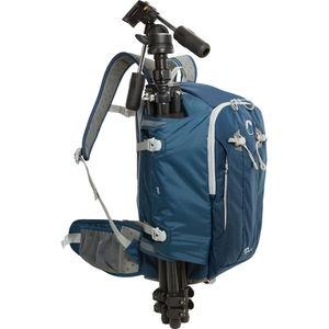 Image 4 - 送料無料の卸売本物のロープロフリップサイドスポーツ 20L aw デジタル一眼レフ写真デイパックバックパックと全天候カバー