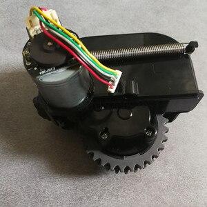 Image 4 - Roue droite gauche pour aspirateur robot ilife V3 + V5 V3 X5 V5s, pièces dorigine avec moteur inclus