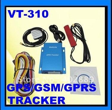 GPS Tracker GSM GPS GPRS Tracker Véhicule Alarme De Voiture VT310 LIVRAISON GRATUITE