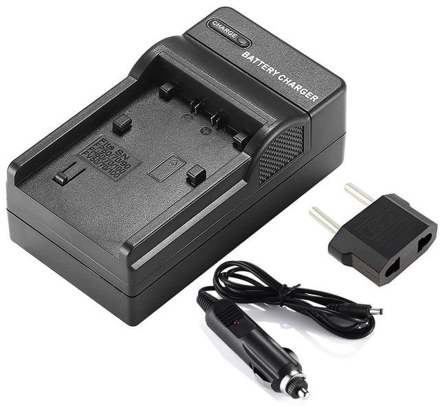 DCR-HC24 DCR-HC27 Battery Charger for Sony DCR-HC20 DCR-HC22 DCR-HC28 Handycam Camcorder DCR-HC26 DCR-HC21 DCR-HC23