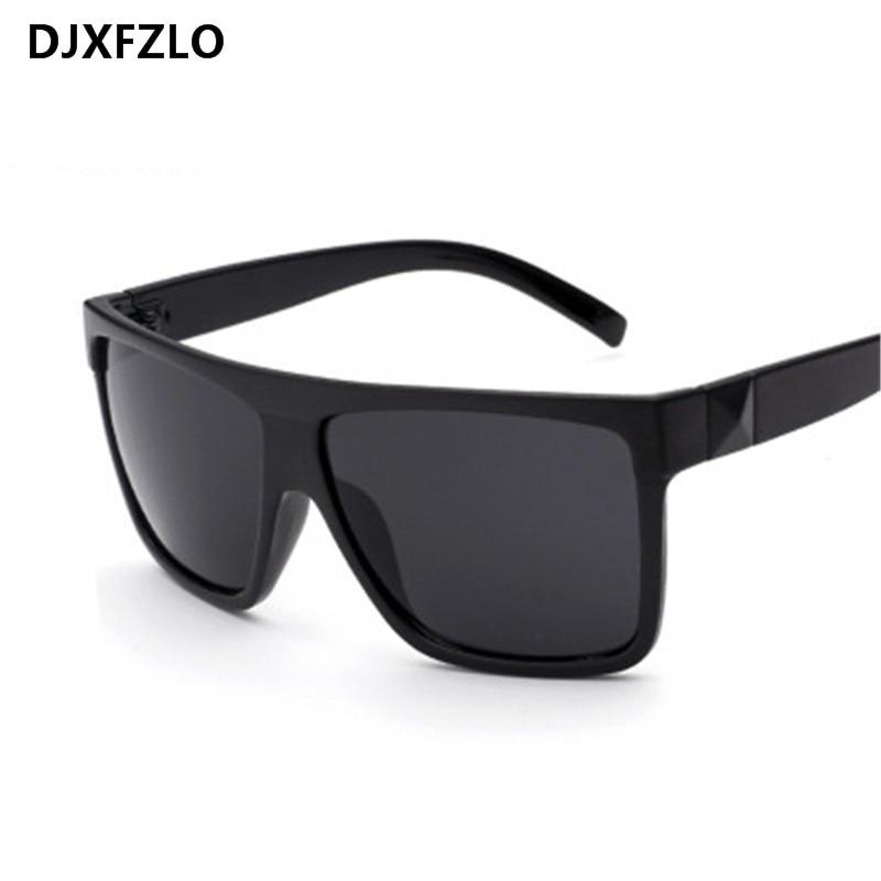 Box Sunglasses Oculos-De-Sol Women Brand UV400 The-United-States Retro Large Europe
