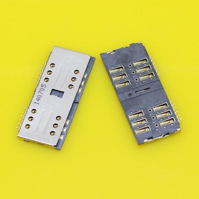 2pcslot brand new tf card reader holder socket slot adapters 2pcslot brand new tf card reader holder socket slot adapters connector for lenovo p780 reheart Gallery