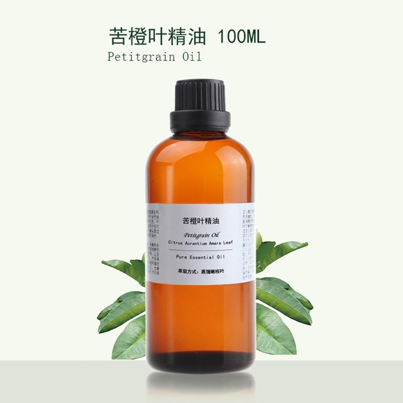 100% Natural petitgrain pure essential oil acne whitening antiperspirant 100ml/bottle Good quality100% Natural petitgrain pure essential oil acne whitening antiperspirant 100ml/bottle Good quality