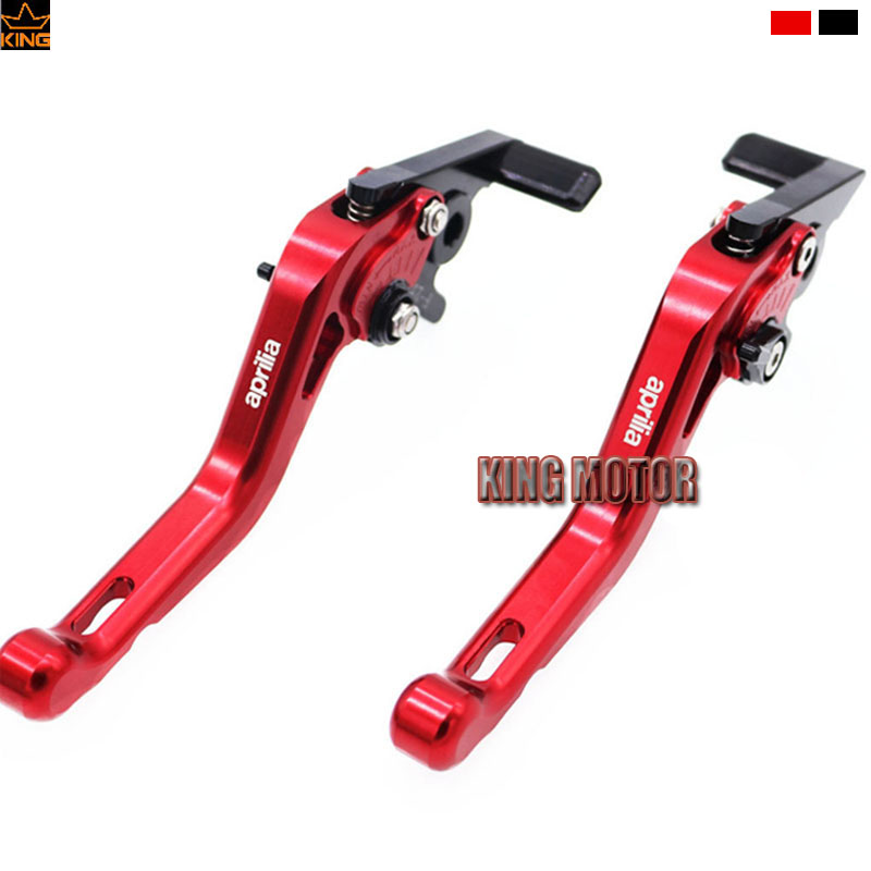 For Aprilia DORSODURO 750 2008-14, SHIVER /GT 2007-2014 Motorcycle Accessoriess Short Brake Clutch Levers Red cnc billet adjustable folding brake clutch levers for aprilia dorsoduro 750 factory shiver gt 750 07 14 08 09 10 11 12 2013