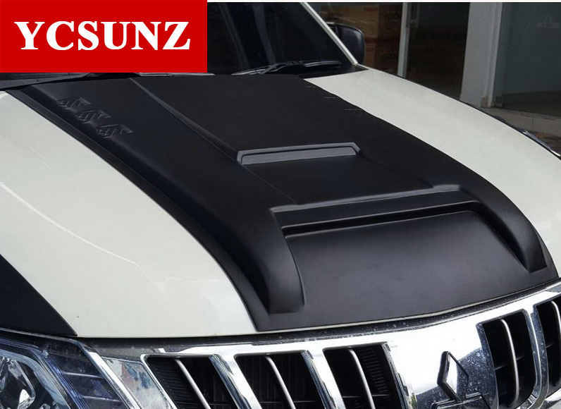 2014 2017 black raptor bonnet scoop hood cover for nissan navara 2014 2017 black raptor bonnet scoop hood cover for nissan navara np300 2015 2016 accessories decorate parts for ycsunz in hoods from automobiles sciox Image collections
