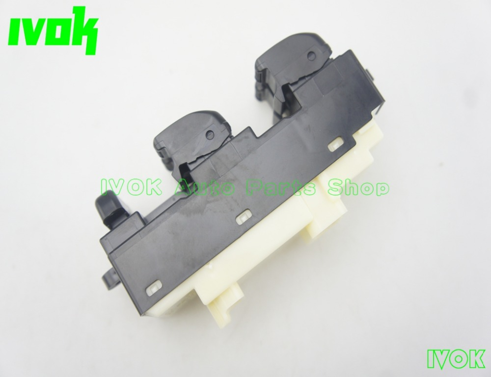 Power Window Master Switch Driver Side Right For Toyota Duet 2000-2001 84813-97401 8481397401