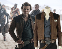 Solo: A Star Wars Story Han Solo Cosplay Costume Han solo jacket only