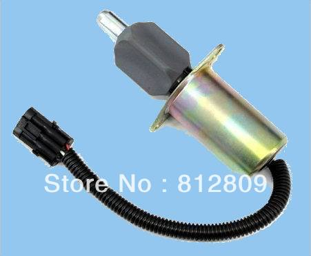 Fuel shutdown solenoid 3921978 shut off solenoid 6CT/6CTA 24V ,free shipping+fast free shipping by TNT/DHL,UPS wholesale replace fuel shutdown shut off solenoid valve 110 6466 6t 4121 1106 12v466 free fast shipping by tnt dhl fedex ups