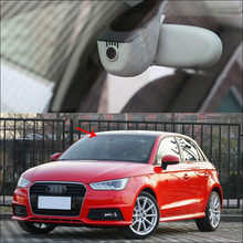 Cheap price BigBigRoad For Audi A1 2013 2014 2015 2016 Car wifi DVR Driving Video Recorder hidden installation Novatek 96655 Car black box