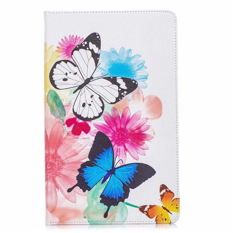 Folio Sling For Samsung Galaxy Tab 2019 SM-T510 SM-T515 T510 T515 Funda Smart Tab A 10,1 \