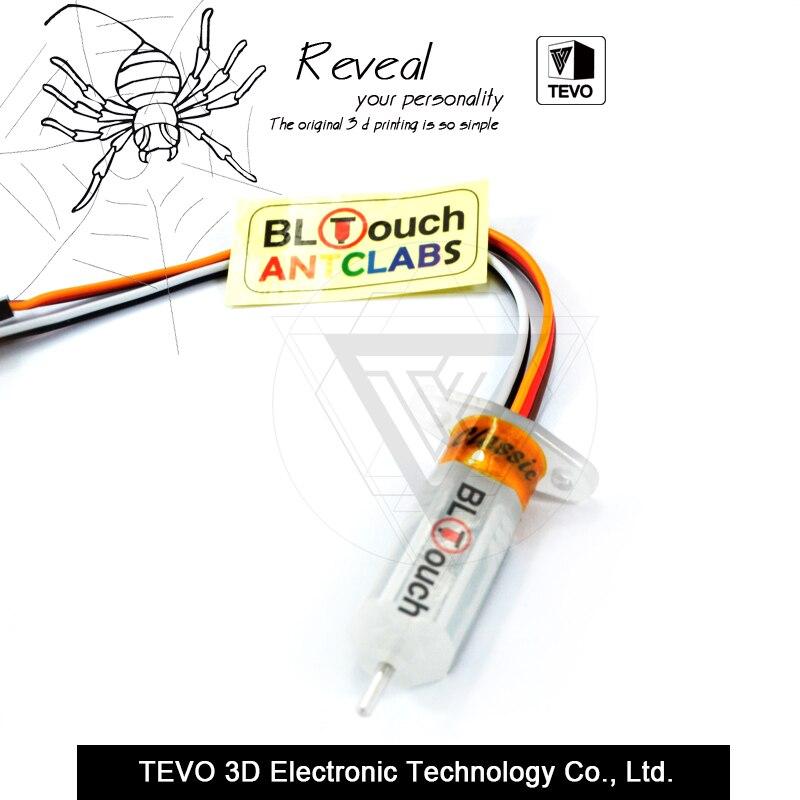 New Auto Leveling Glass Bed Sensor 8mm for Tevo Tarantula 3D Printer MKS boards