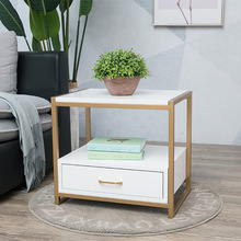 Тумбочки для спальни мебель из массива дерева+ стальная тумбочка mesita de noche стол для хранения в отеле