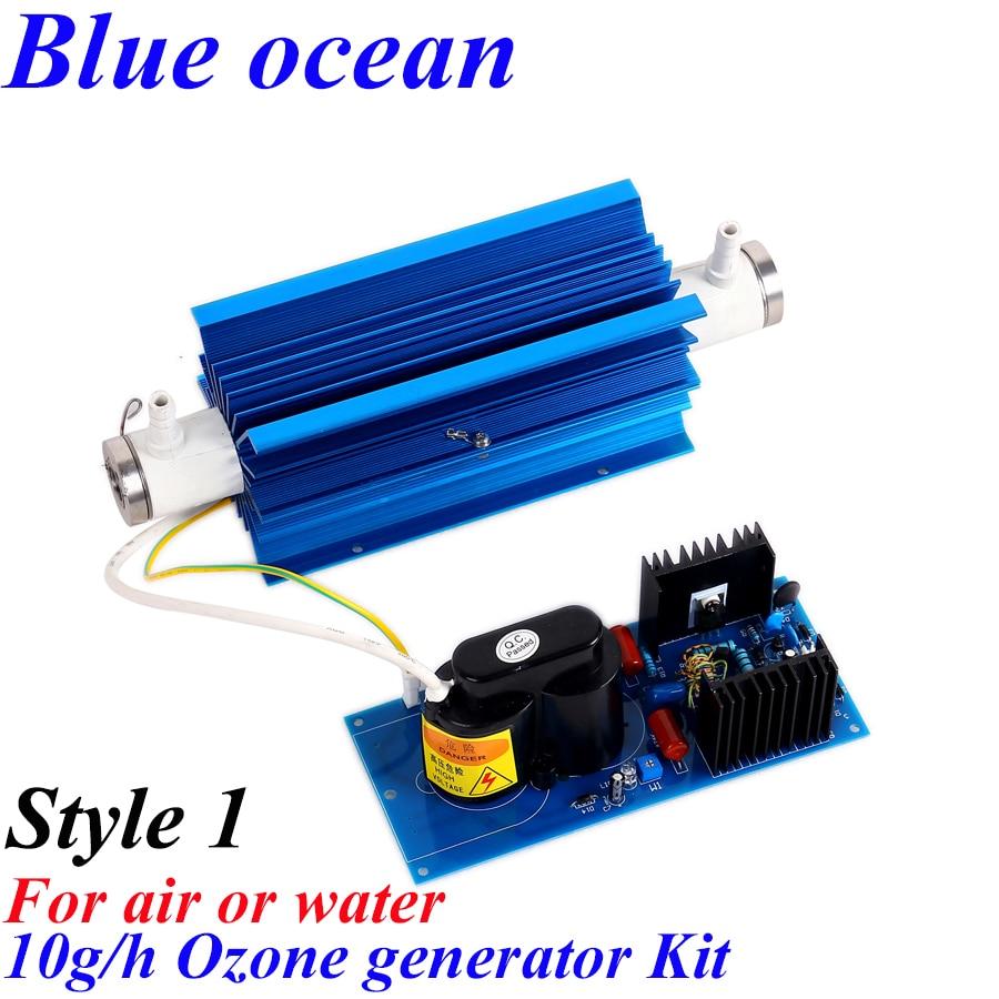 CE EMC LVD FCC 10g ozonator for drinking water treatment ce emc lvd fcc ozonator therapy equipment