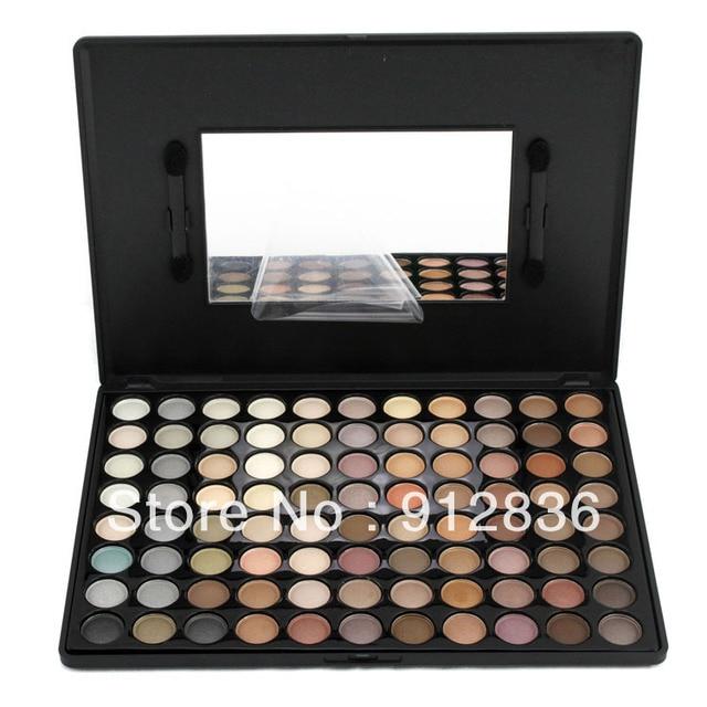 88Color Eyeshadow Palette Makeup Warm 88W Eye Shadow 1# Pro Beauty Sixplus