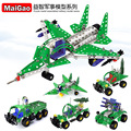 Metal Assembly And Disassembly Children Enlightenment Toy Alloy Engineering Vehicle Series Model Building Block Christmas gift