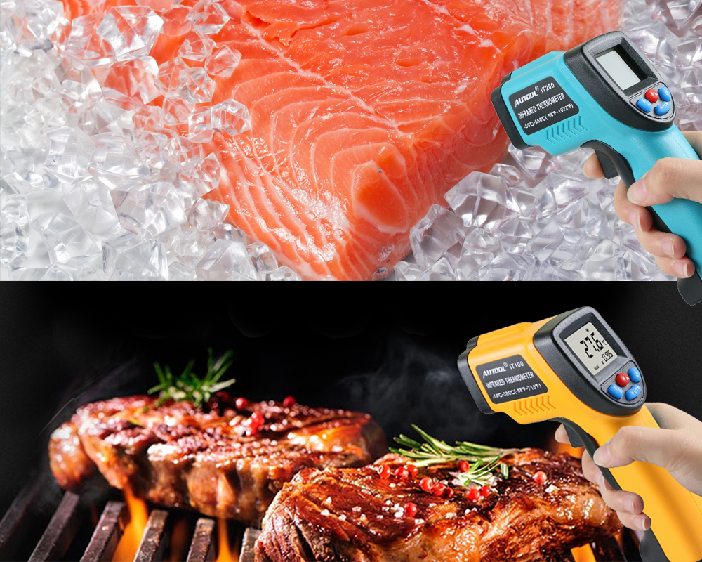 Infrared thermometer apply 1