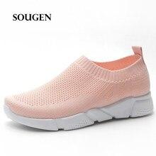 Krasovki mujer zapatos de moda 2019 mujeres holgazán cesta Femme de la marca  de lujo zapatos abe1521fdc8e