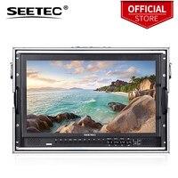 Seetec P173 9HSD CO 17,3 дюймов ips 3G SDI HDMI трансляции монитор с AV YPbPr ручной клади ЖК дисплей директор монитор с чемодан