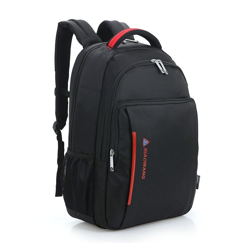 Brand Laptop Backpack Men's Travel Bags 2018 Multifunction Rucksack Waterproof Black Computer Backpacks For Teenager