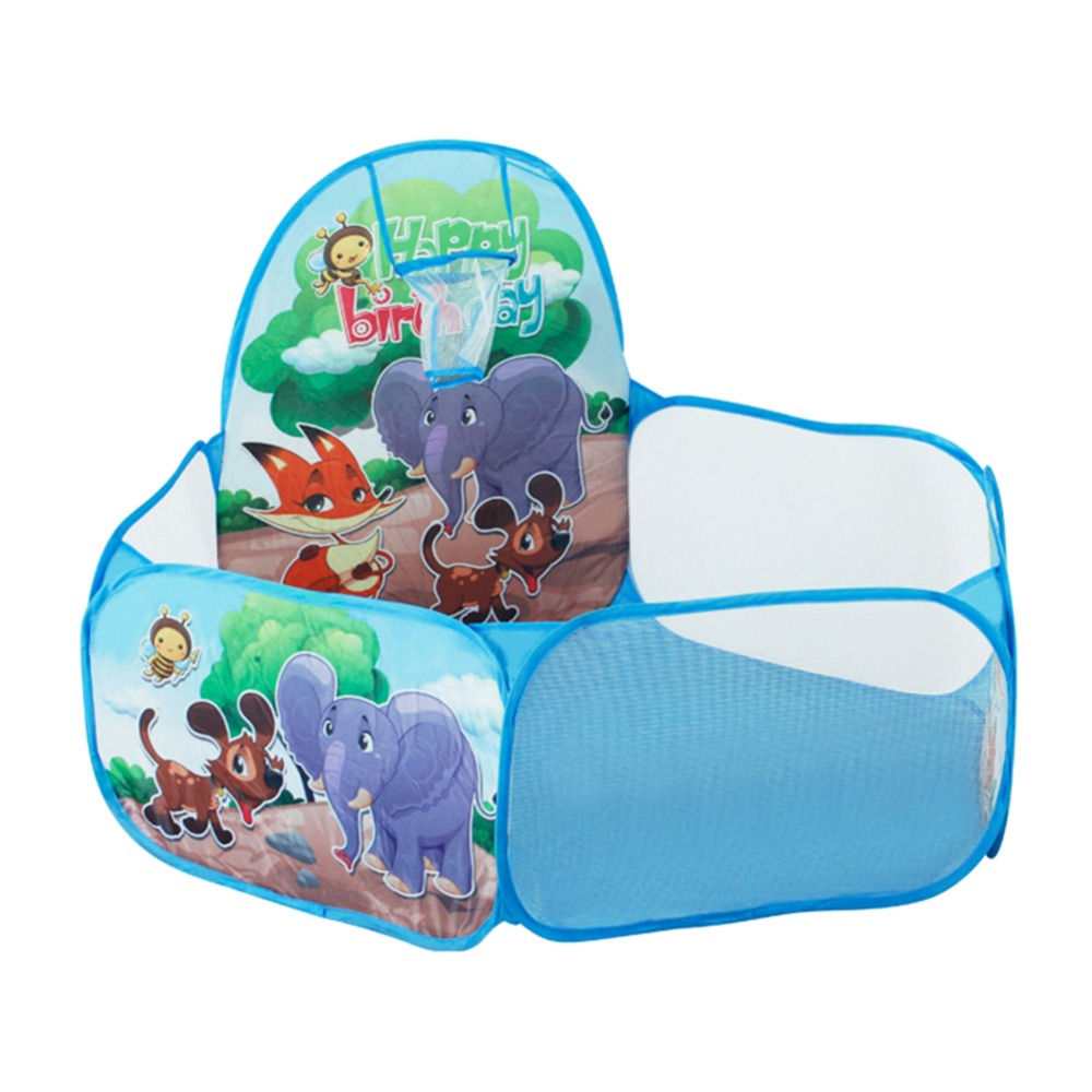 HTB1lCRka.LrK1Rjy0Fjq6zYXFXaW 37 Styles Foldable Children's Toys Tent For Ocean Balls Kids Play Ball Pool Outdoor Game Large Tent for Kids Children Ball Pit