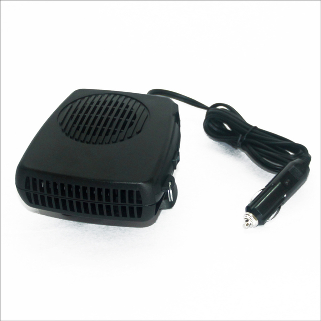 Portable 12V 200W  2 in 1 Auto Car Vehicle Dryer Heating Heater Cooler Fan Demister Defroster calefactor
