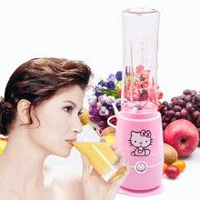 Mini Electricity Juicer Blender shake n take blender mini juice Machine Pocket Sports Bottle Multifunctional