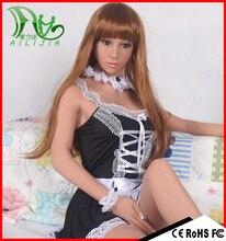 Кукла секса 158 см TPE реальный секс куклы грудь большая киска влагалище сексуального товары мастурбация кукла люблю взрослые игрушки