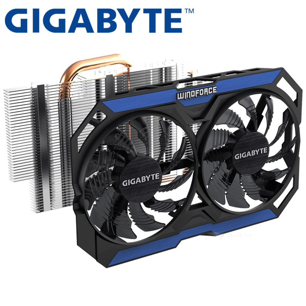 Image 5 - GIGABYTE Graphics Card GTX 960 4GB 128Bit GDDR5 Video Cards for nVIDIA  Cards Geforce GTX960 Hdmi Dvi game Used-in Graphics Cards from Computer & Office