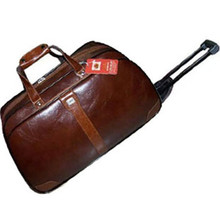 valiz bag hot sales women men genuine leather laptop trolley bags case new style travel luggage