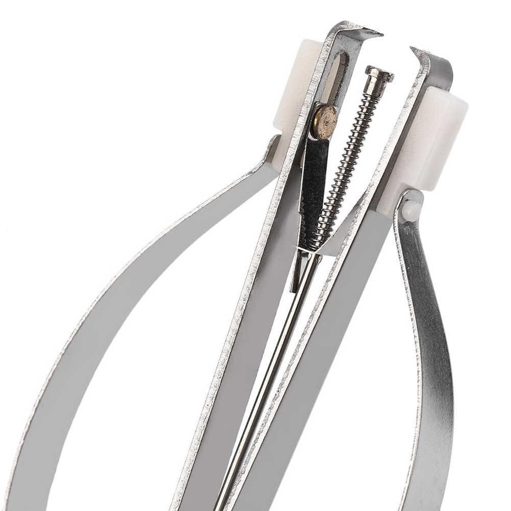 Relógio kit de ferramentas de reparo 9.5cm * 4.5cm pinos extrator relojoeiro ferramentas relógio removedor mão picker kit reparação peças acessórios