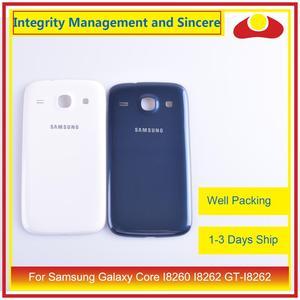 Image 2 - Per Samsung Galaxy Core I8260 I8262 GT I8262 GT I8260 Dellalloggiamento Del Portello Della Batteria Posteriore di Caso Della Copertura Posteriore Telaio Borsette di Ricambio