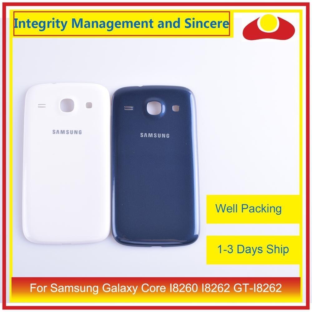 Image 2 - Для samsung Galaxy Core I8260 I8262 GT I8262 GT I8260 корпус батарея Дверь задняя крышка корпус Корпус Замена-in Корпусы и рамки для мобильных телефонов from Мобильные телефоны и телекоммуникации on AliExpress - 11.11_Double 11_Singles' Day