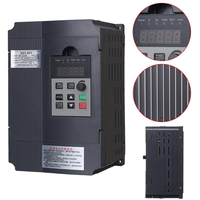 2.2KW 12A 3HP Single Phase Variable Frequency Inverter Mayitr Speed Control Drive Inverter VSD VFD PWM Control
