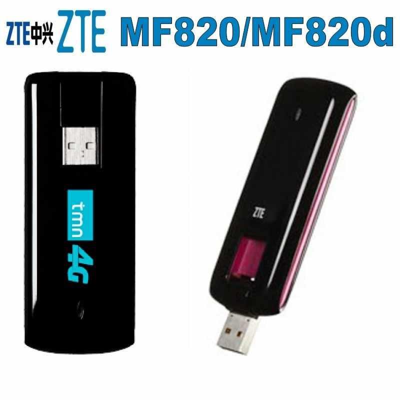 MF820D LTE USB MODEM DRIVERS PC